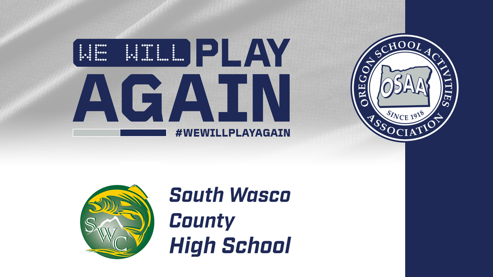 OSAA#We Will Play Again Initiative