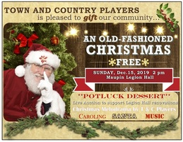 Town & Country Players present An Old-Fashioned Christmas