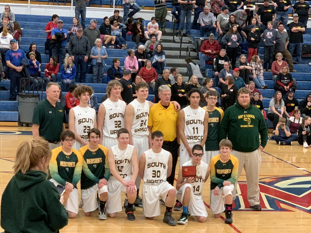 District Tournament Runner-up, SWC Redsides